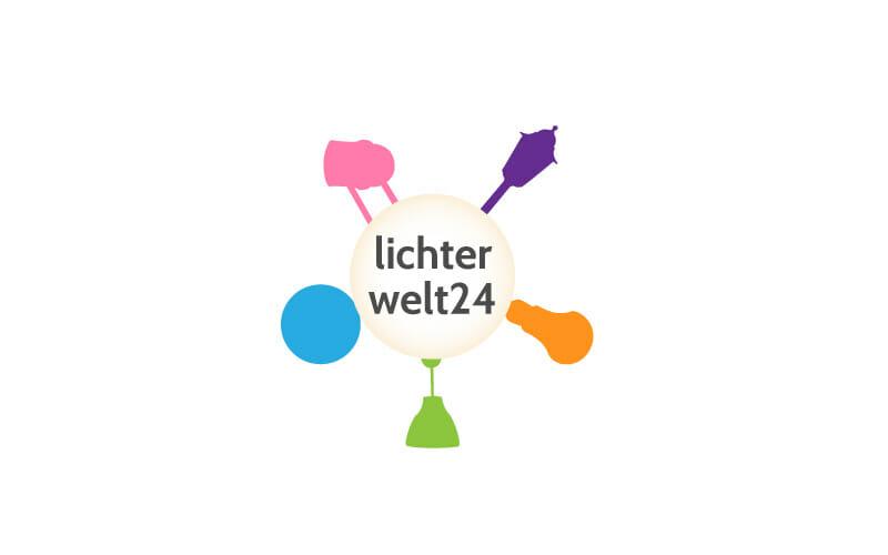 Corporate Design lichterwelt24.net